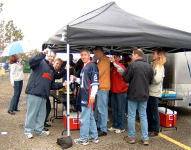 Tailgate Party in Buffalo 3